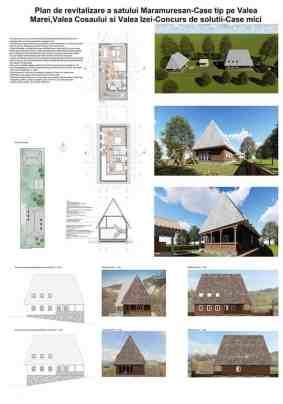 proiect gratuit de casa pe structura de lemn