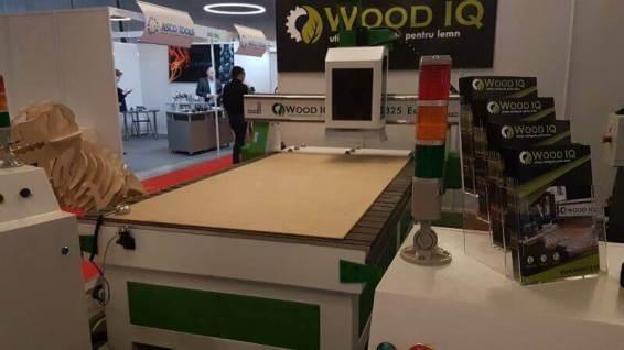 Expowood 2018 - WoodIQ
