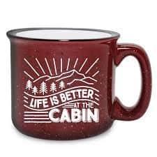 Viata e mai buna la cabana