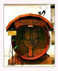 butoi vechi de vin Panciu comert alcool