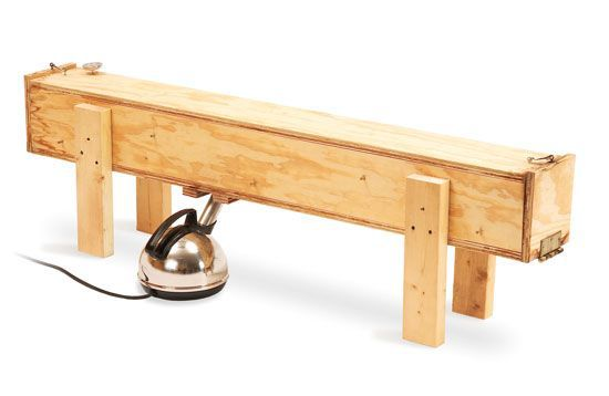 cum sa curbez lemnul?