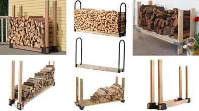 suporturi de lemne de foc