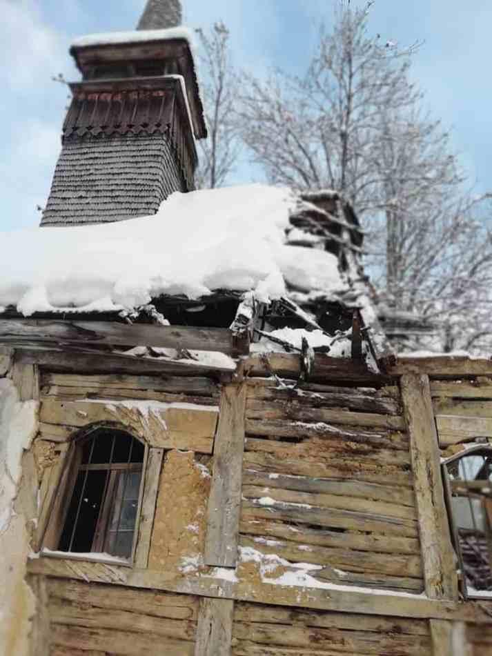 Biserica din Buteasa - donație pentru biserica