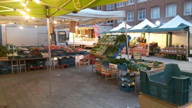 piata de legume