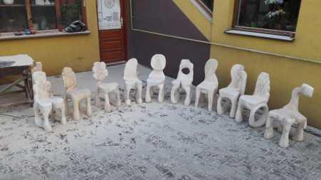 gradina vesela - Gabi Rizea