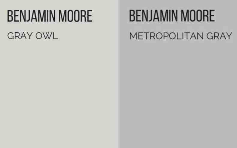 Owl and Metropolitan