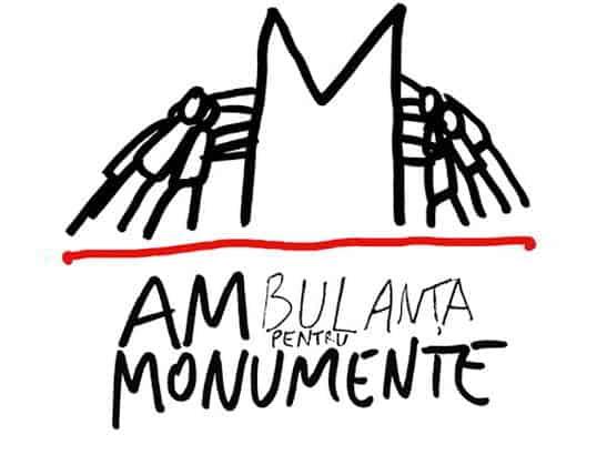 ambulanta pentru monumente sigla head