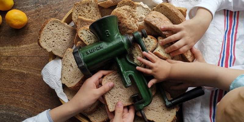 paine pentru pesmet