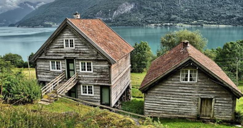 Cabane norvegiene
