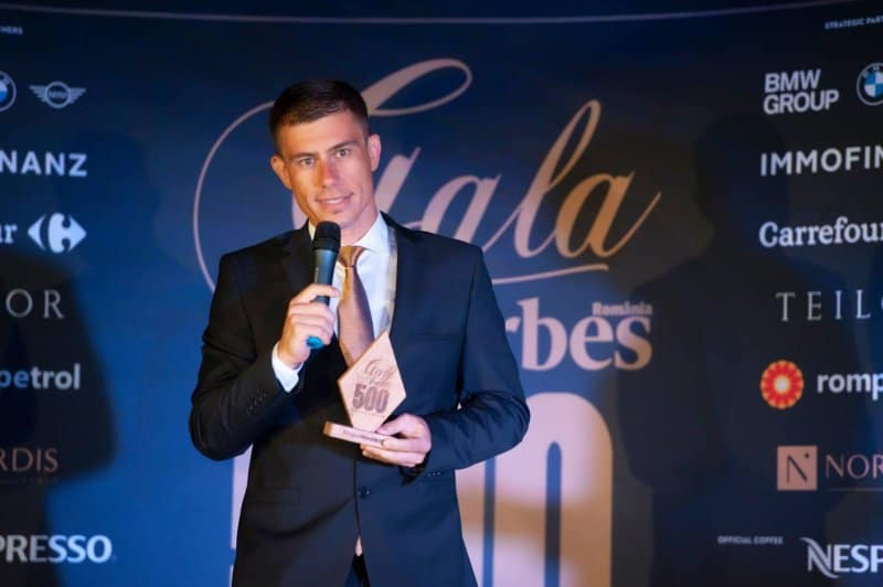 decernarea trofeelor Forbes Business Awards 2020