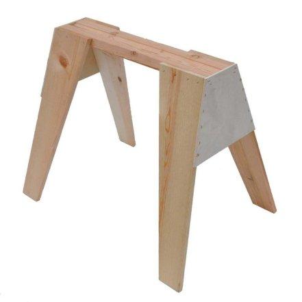 capra din lemn