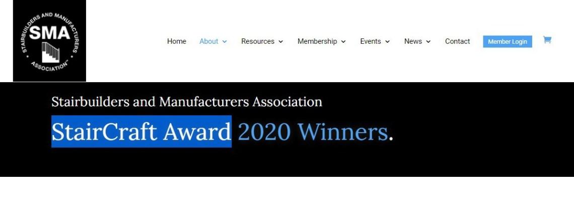 Staircraft Awards 2020