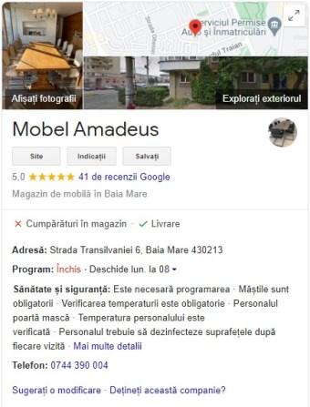 cartus Google Maps - Mobel Amadeus