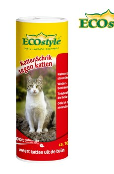 Ecostyle kattenschrik tegen katten kopen