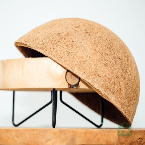 Kokos coco hangmand cocopeat coir hanging basket kopen