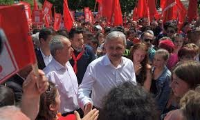 dragnea meeting