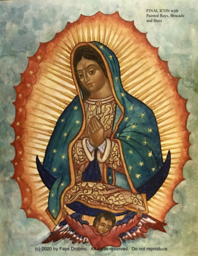 UPDATED: Our Lady of Guadalupe: Zoom classes start Oct. 1