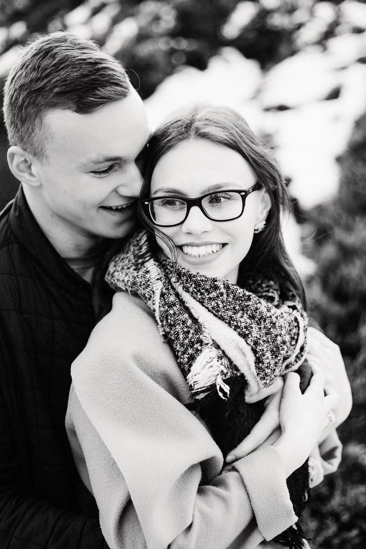 Paarfotografie von Celina und Robert  Paarfotoshooting in