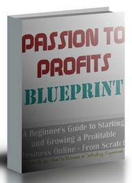 Passion to Profits Blueprint eBook Download Free