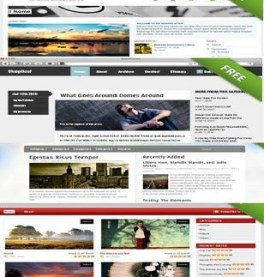 Free Premium WordPress Theme - Download Woothemes
