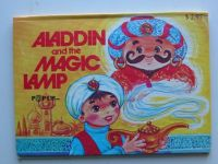 ALADDIN AND THE MAGIC LAMP POP-UP BOOK, STOCK CODE ...