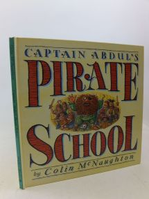 Pirate Captain Abdul's School