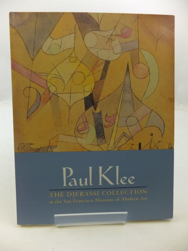 Paul Klee Djerassi Collection Written Bishop Janet Al Stock Code 1709101 Stella