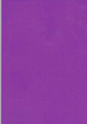 A4 Purple Card 160gsm x 50 Sheets  SC85