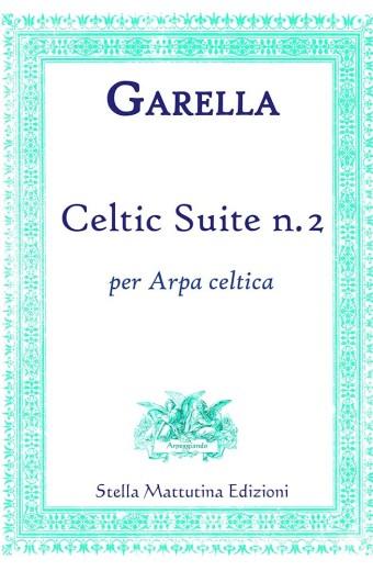 Copertina Celtic suite 2 di Daniele Garella