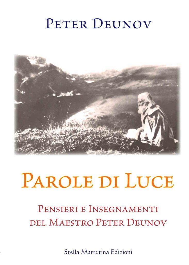 Libro spirituale di Peter Deunov, parole di luce