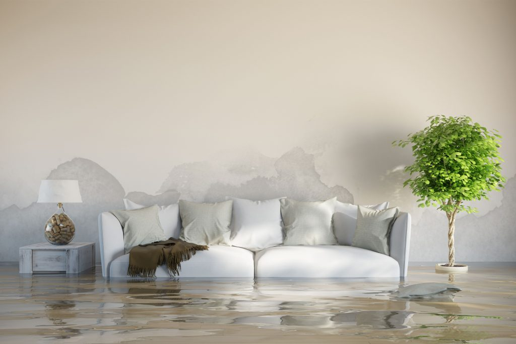 does homeowners insurance cover water
