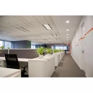 Office System Furniture Workstation 02