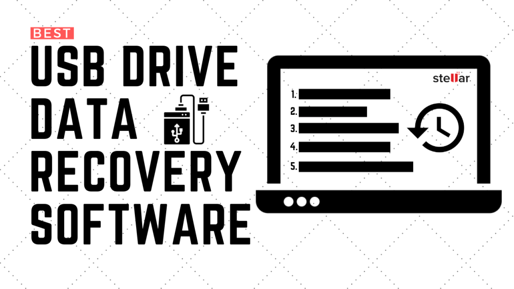 [Must Try] Best USB Data Recovery Software 2019