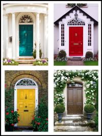 Front Door Colors - Stellar Interior Design