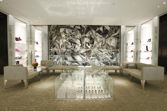 Jewelry Shop Flooring With Modern Interior Design And