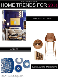 2014 Home Decor Trends | Interior Decorating Pinterest