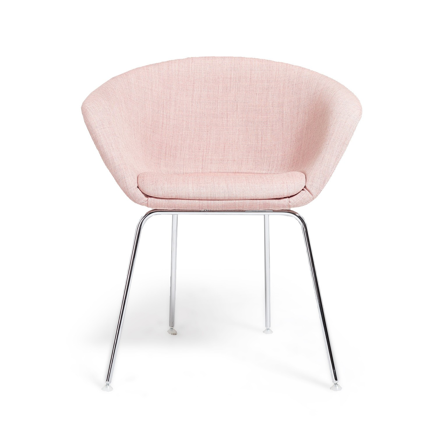 pale pink chair kiddies covers for sale in johannesburg pantone color of the year 2016 stellar interior design