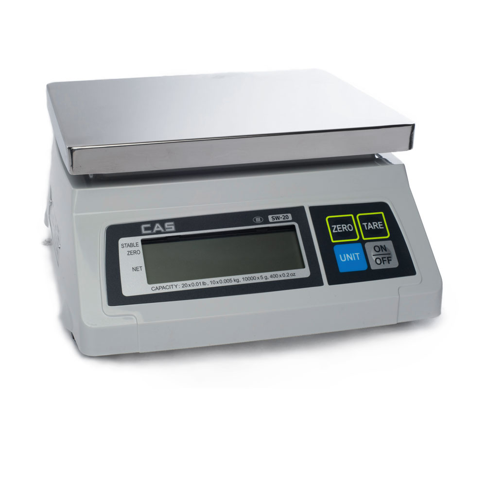 clover pos scale