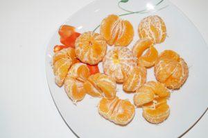6 Mandarinen