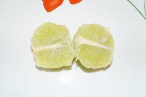Eine Limette