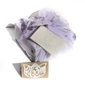 Eco Gift Wrap – Single Wrap & Card