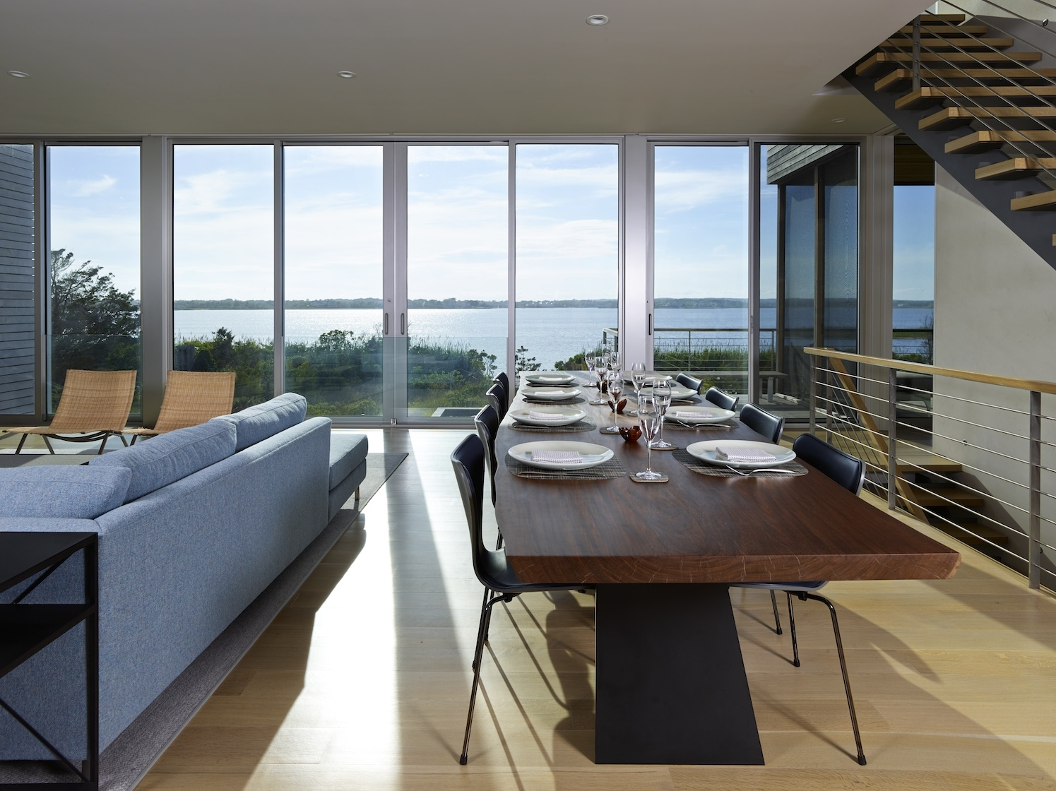 Cove Residence Interiors Stelle Lomont Rouhani