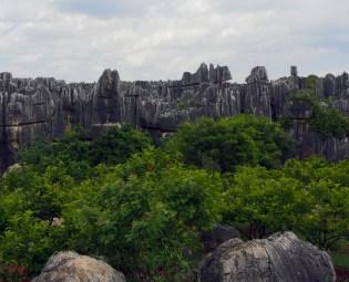 Fotoreportage Stone Forest: Verdwalen Tussen De Rotsen