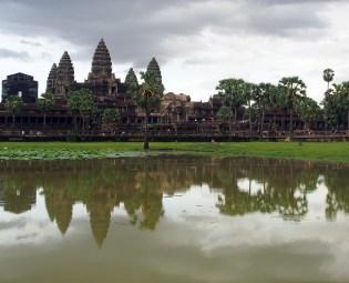 Fotoreportage Angkor Wat: Touren Tussen De Tempels