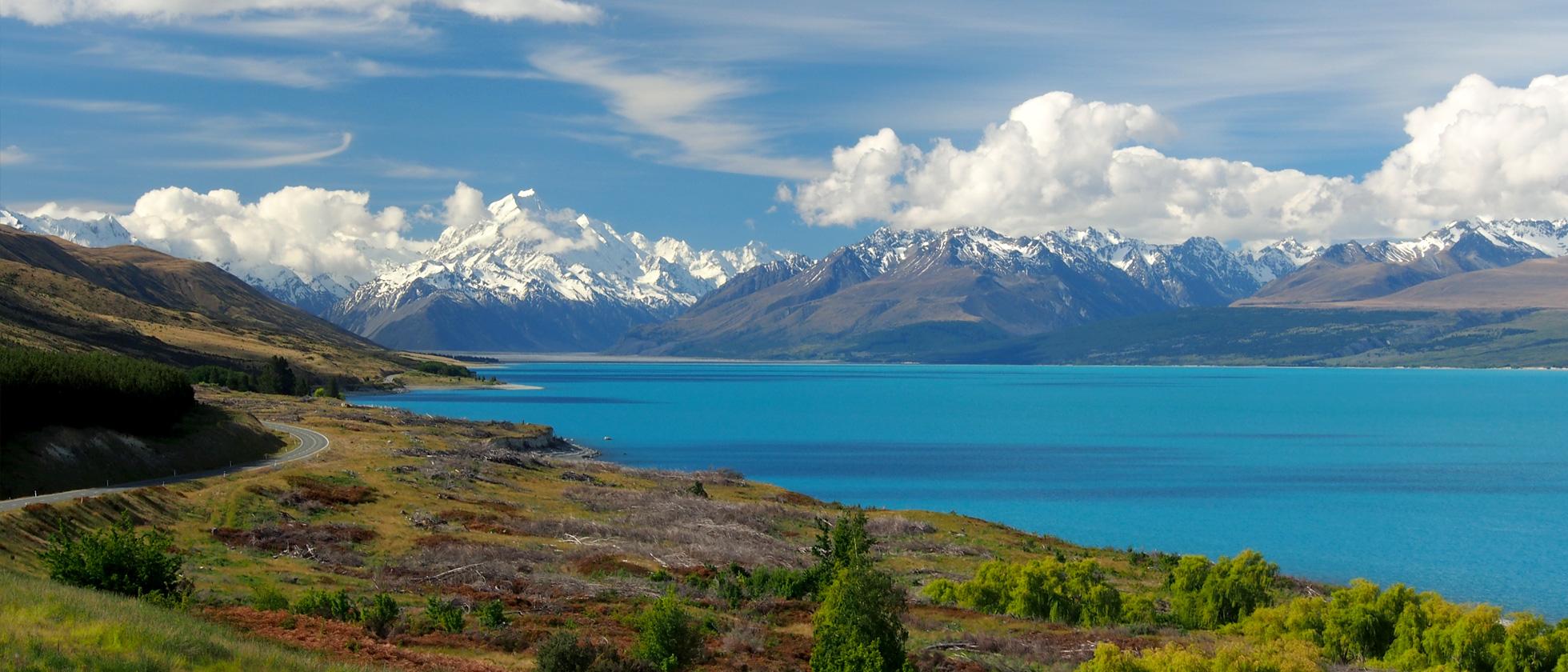Nieuw Zeeland Zuidereiland