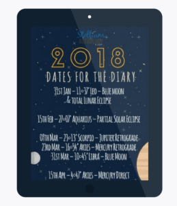 Get your free Dates for the Diary download (Large)