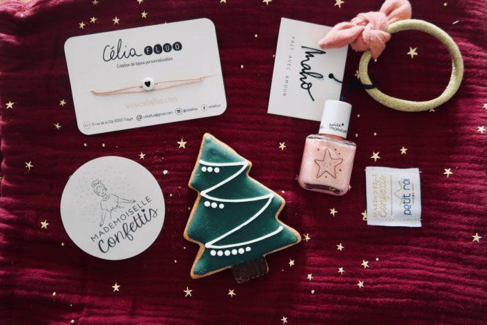 Découvrez la box éco responsable pour les petits filles : Mademoisemme Confettis