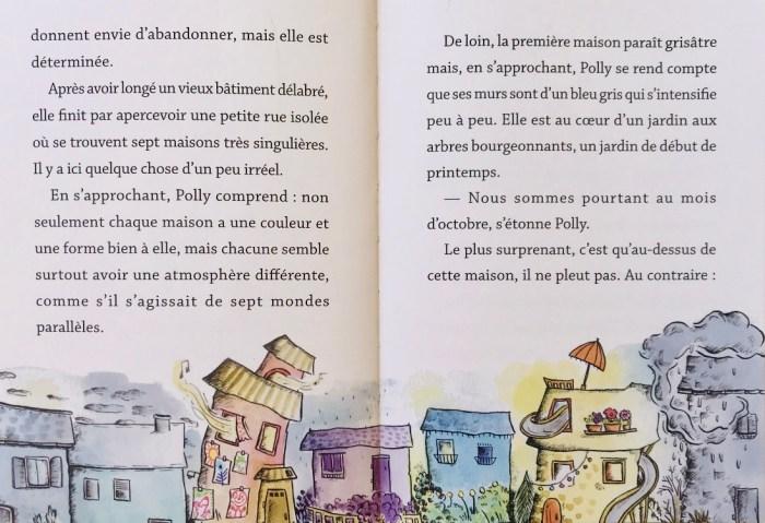 L'invention du dimanche, Coline Pierré et Estelle Billon-Spagnol, éditions Poulpe fictions , mini poulpe