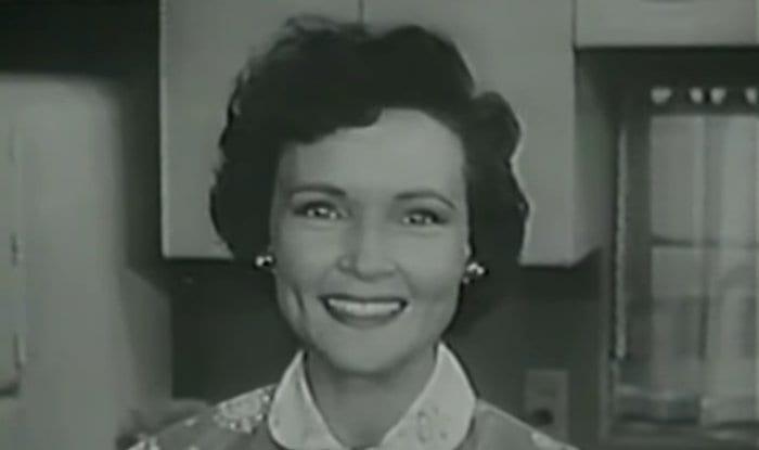 Betty Whte
