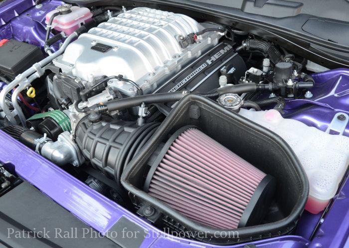 Challenger Redeye Engine